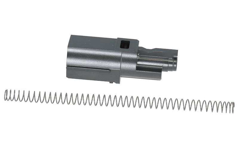 MP9 (KSC-System 7) CNC 7075-T6 Aluminium Top Gas Loading Nozzle set