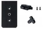 Multi-mount camera MOHOC