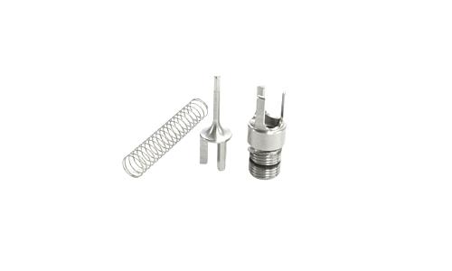 New version NPAS flute valve for RA aluminum NPAS nozzle