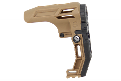 Ngel of Death  stock FOR M4 AEG.GBB <TAN >