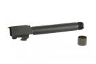 Outer Barrel 14mm CW pour Glock 17 Tokyo Marui Guarder