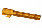 Outer Barrel 9INE Gold pour G17 Tokyo Marui Airsoft Surgeon