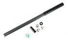 Outer Barrel Carbone 650mm avec Hop-up SILVERBACK pour réplique airsoft sniper srs a1