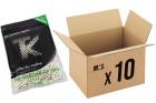 Pack 10 sachets de 2000 billes 0.30g Bio TANIO KOBA pour réplique airsoft