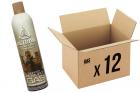 Pack 12 bouteilles de gaz Ultrair 700ml ASG