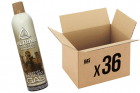 Pack 36 bouteilles de gaz Ultrair 700ml ASG