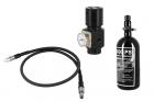 Pack complet régulateur HPR800C V3, ligne et bouteille BALYSTIK