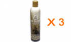 Pack de 3 bouteilles de gaz Ultrair de 520 ml