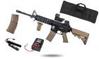 Pack X-MAS CM16 Raider-L Bi-ton G&G Armament