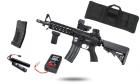Pack X-MAS CM16 Raider Noir CQB G&G Armament