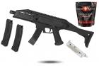 Pack X-MAS CZ Scorpion EVO.3 ASG