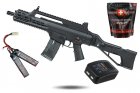 Pack X-MAS G33 Compact Noir ICS