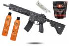 Pack X-Mas H&K 416 A5 Black Umarex VFC GBBR