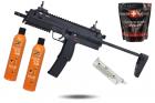 Pack X-MAS MP7A1 Navy Black H&K VFC UMAREX