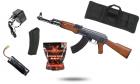 Pack X-MAS SA M7 AK47 ASG