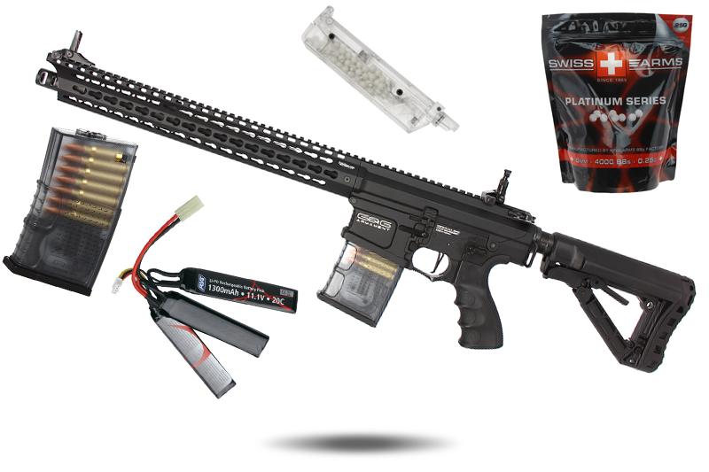Pack X-MAS TR16 MBR 308SR G&G Armament