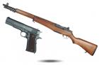 Pack X-Mas WWII M1 garand & 1911 Anniversary