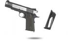 Pack Xtended COLT M1911 Rail Gun Dual Tone CO2