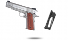 Pack Xtended COLT M1911 Rail Gun Stainless CO2