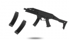 Pack Xtended CZ Scorpion EVO.3 ASG
