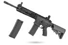 Pack Xtended M4 COMBAT LT595 Noir BO DYNAMICS AEG