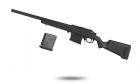 Pack Xtended Striker S1 Black Amoeba ARES