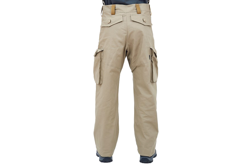 Pantalon Gorka Coyote Canvas Giena Tactics