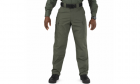 Pantalon tactique pour l'airsoft et militaires TDU Vert Long 5.11