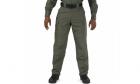 Pantalon tactique airsoft et forces de l'ordre TDU Vert Regular 5.11