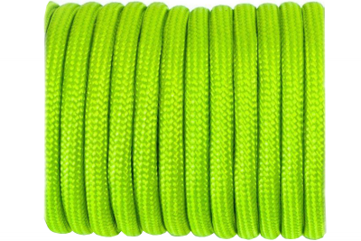 Paracorde Type III 550 Neon Green (10m)