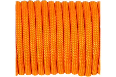 Paracorde Type III 550 Orange Yellow (10m)