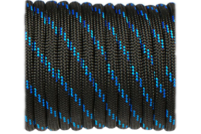 Paracorde Type III 550 Thin Blue Line (10m)