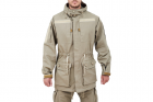Parka Gorka Field Coyote Canvas Giena Tactics
