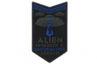 Patch Alien Invasion Tactical Unit bleu JTG
