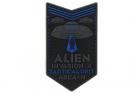 Patch Alien Invasion Tactical Unit bleu JTG