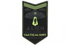 Patch Alien Invasion Tactical Unit fluorescent JTG