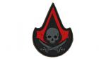 Patch Assassin Skull JTG