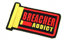 Patch Breacher Addict Mil'brod et merveilles pour tenue airsoft
