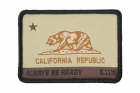 Patch california state Coyote 5.11