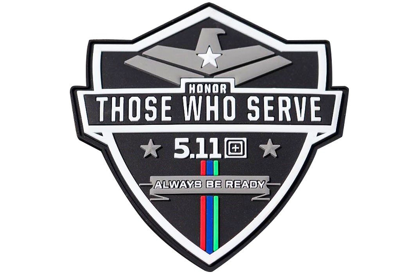 Patch Collector Honor Those Who Serve 2020 5.11
