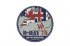 Patch D-DAY OP Overlord 75 ans limité 5.11