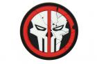 Patch Deathpool Skull JTG