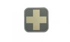 Patch Mil-Spec Medic PVC ACU-Light