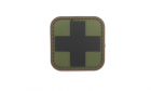 Patch Mil-Spec Medic PVC Forest