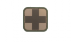 Patch Mil-Spec Medic PVC Multicam