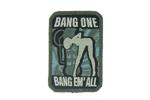 Patch Mil-Spec Monkey - Bang Em\' All SWAT
