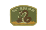 Patch Mil-Spec Monkey - Don\'t Tread On Me COLOR