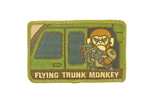Patch Mil-Spec Monkey - Flying Trunk Monkey