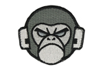 Patch Mil-Spec Monkey - Monkey Logo SWAT