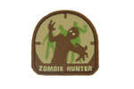 Patch Mil-Spec Monkey - Zombie Hunter COLOR